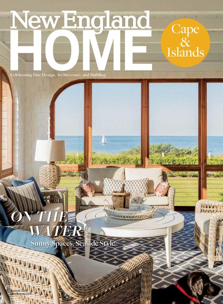 New England Home Cape & Islands 2020 cover